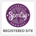 Scentsy Registered Site Logo